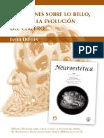 Javier Defelipe Neuroestetica