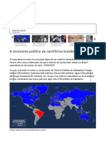 Comparacao Taxa Homicidio Brasil e Mundo