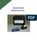 Manual de BrakeCheck