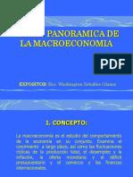 Entorno Macroeconómico (Gestión Empresarial)