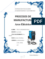 Informe Arco Electr