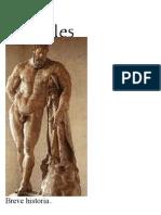 Anonimo - Breve Historia de Hercules