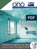 Revista Sono - ABS - 1º Ediçao