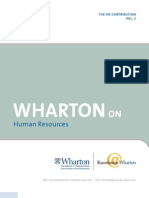 Wharton HR2