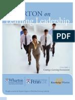 Wharton Learning1