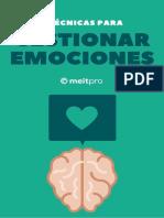 3 Tecnicas Gestion Emociones eBook MEITPRO