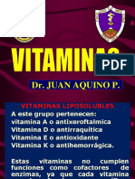 VITAMINAS LIPOSOLUBLES 2017