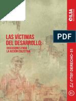 Las víctimas del desarrollo