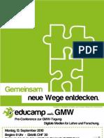 Plakat1PreConferenceGMW10
