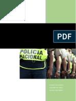 Análisis FODA de La Seguridad Ciudadana en El Perú