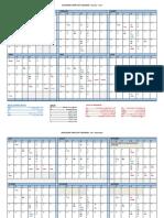 2018 UMW Calendar