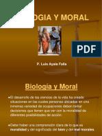 Biologia y Moral