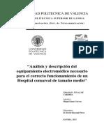 Análisis y Descripción Del Equipo de Electromedicina de Un Hospital