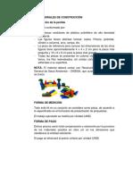 Kit Materales de Construccion