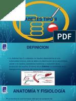Diabetes Tipo II 2017