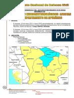 26107072 Informe de Emergencia N 052 25-01-2010 COEN SINADECI