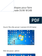 Upgrade DUW Sof W14B