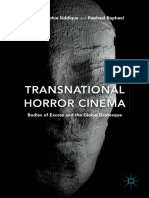 Transnational Horror Cinema, Bodies of Excess and the Global Grotesque