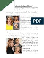 Cortes Del Cabello Según El Rostro