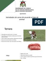 Agroindustria tipo de carnes.pptx