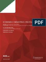 Economia e Industrias Creativas en Chile