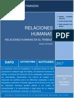 Recursos Humanos- Trabajo
