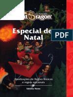 Old Dragon - Atualizações de Regras Básicas e Regras Opcionais - Biblioteca Élfica.pdf