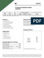 Supertex-LND150N3-datasheet