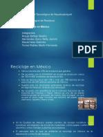 Reciclaje en México