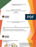 Ecosistema de Emprendimiento e Innovación Propuesta Condiciones Sistemicas en Bolivar-Colombia