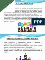 RELACIONES PÚBLICAS PPT