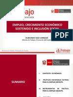 Modelo de Ppt Ministerio de Trabajo