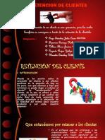 Retencion de Clientes Tarea Fina Marketing 2