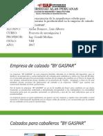 Proyecto Empresa by Gaspar
