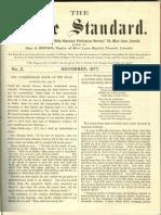 Bible Standard November 1877