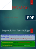 Chapter 16 - Depreciation Methods