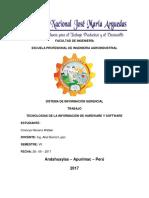 Tecnologías de La Información de Hardware y Software