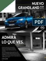 Grandland X 18.0 Flyer-E