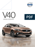 Volvo V40 Country