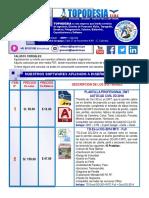Informacion de Nuestros Softwares TOPODESIA