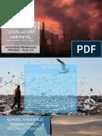 Normatividad y Legislacion Ambiental
