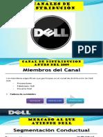 Canales de Distribucion Dell