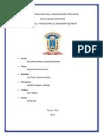 Examen de Economía Minera