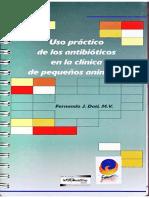 Uso practico de antibioticos en la clinica de pequeños animales - Fernando Doti - 2009