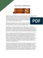 El Concepto de Cristología y Kerigma en Rudolf Bultmann