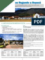 2.1 Boyacá a Primera Vista 2017 - Desde Paipa -
