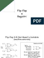 CE 8 Flip Flop e Registri(1)