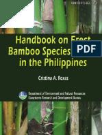Handbook Bamboo Species