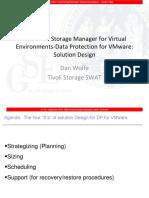 01 Daniel Wolfe - TSM-VE Solution Design