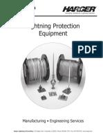 SPR Material, Lightning Protecion